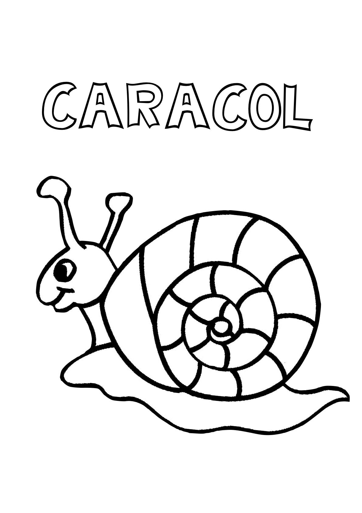 Recursos para el aula: Fichas de animales para colorear | Escuela