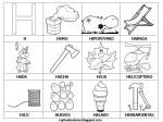 09vocabulario 150x112 Recursos educativos para infantil: Abecedario con vocabulario vocabulario repasar abecedario recursos para maestros recursos para el aula RECURSOS EDUCATIVOS recursos didacticos letras escuela en la nube educacion infantil blog educativo aprender vocabulario abecedario