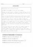 13COMPRENSIONLECTORA 106x150 Recursos educativos: Fichas de comprensión lectora recursos para maestros recursos para el aula RECURSOS EDUCATIVOS recursos didacticos leer lectura fichas de lengua fichas de comprension lectora escuela en la nube educacion infantil comprension comprender blog educativo