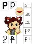 16letras abecedario 112x150 Abecedario, silabas....Fichas para aprender recursos para maestros recursos para el aula RECURSOS EDUCATIVOS recursos didacticos letras lengua escuela en la nube educacion infantil blog educativo abecedario