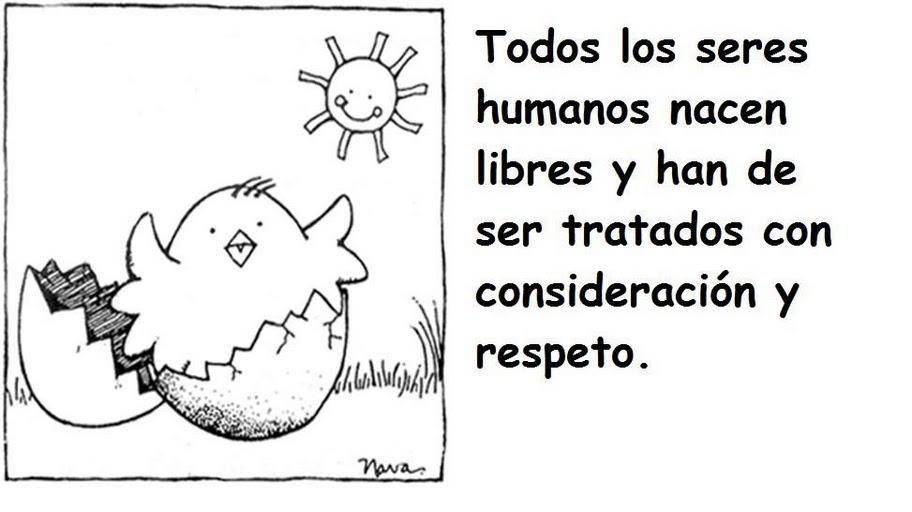 Día De La Paz Los Derechos Humanos Escuela En La Nube