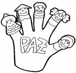 23colorearPaz 150x144 Recursos educativos: Dibujos para colorear en el día de la Paz recursos para maestros recursos para el aula RECURSOS EDUCATIVOS recursos didacticos educacion infantil dibujos para colorear dia de la paz colorear la paz blog educativo actividades dia de la paz