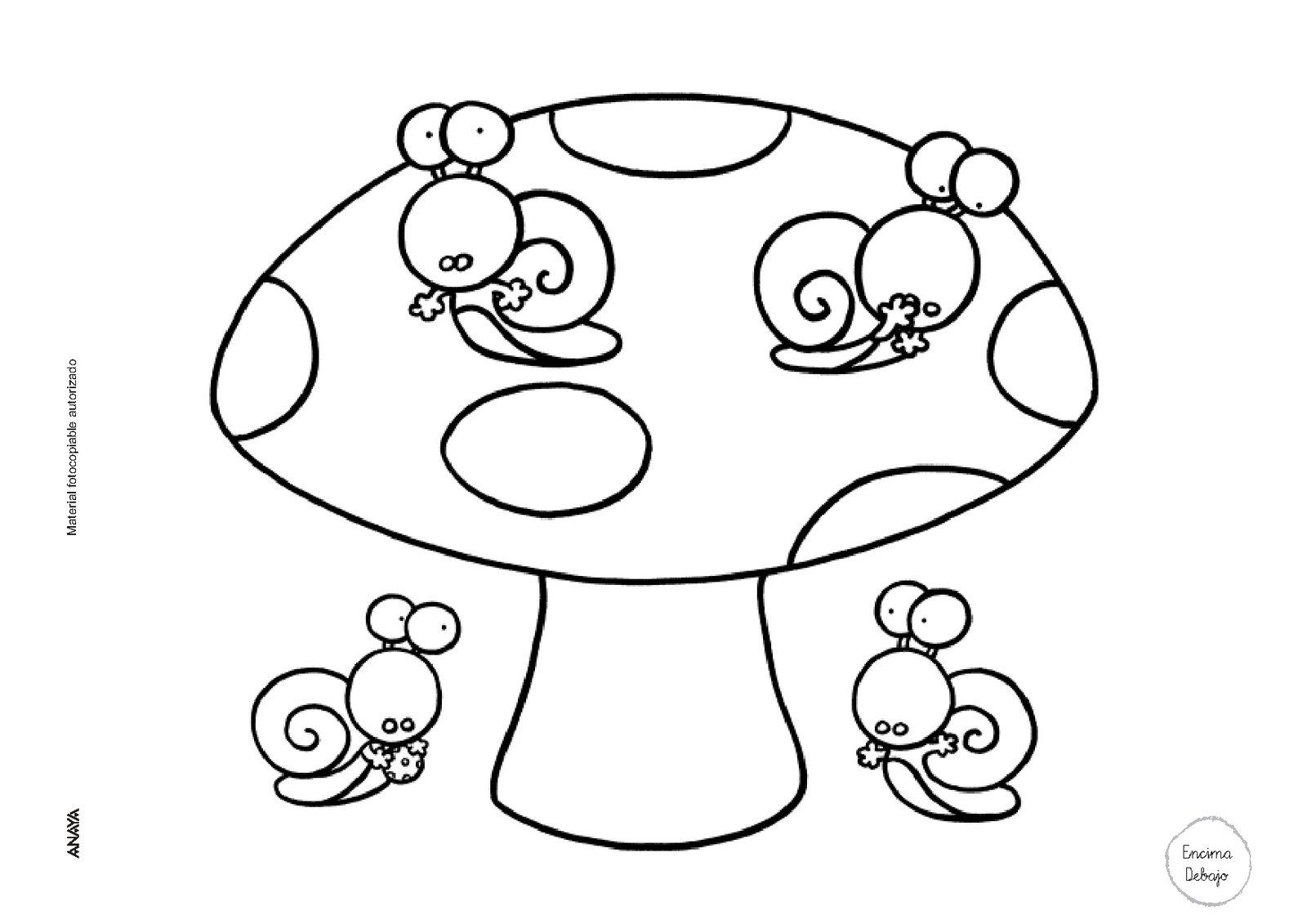 Dibujos Para Colorear Infantil 4 Anos