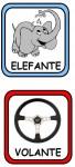 ELEFANTE VOLANTE 68x150 Recursos para el Maestro: Fichas para mejorar el vocabulario vocabulario recursos para maestros recursos para el aula RECURSOS EDUCATIVOS recursos didacticos letras lenguaje leer lectura hablar escuela en la nube educacion infantil blog educativo