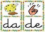 da de 150x105 Tarjetas silábicas para trabajar en Educación Infantil vocabulario silabas recursos para maestros recursos para el aula RECURSOS EDUCATIVOS recursos didacticos letras leer lectura fichas de lengua escuela en la nube educacion infantil blog educativo aprender a leer