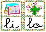 li lo 150x106 Tarjetas silábicas para trabajar en Educación Infantil vocabulario silabas recursos para maestros recursos para el aula RECURSOS EDUCATIVOS recursos didacticos letras leer lectura fichas de lengua escuela en la nube educacion infantil blog educativo aprender a leer
