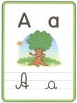 01Fichas abecedario 112x150 Fichas para trabajar las letras del Abecedario recursos para maestros recursos para el aula RECURSOS EDUCATIVOS recursos didacticos letras leer lectura fichas de lengua educacion infantil blog educativo abecedario