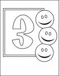 03numeros colorear 116x150 Fichas de números para contar y colorear recursos para maestros recursos para el aula RECURSOS EDUCATIVOS recursos didacticos numeros para colorear Numeros fichas para contar escuela en la nube educacion infantil dibujos para colorear blog educativo