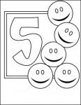 05numeros colorear 116x150 Fichas de números para contar y colorear recursos para maestros recursos para el aula RECURSOS EDUCATIVOS recursos didacticos numeros para colorear Numeros fichas para contar escuela en la nube educacion infantil dibujos para colorear blog educativo