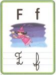 06Fichas abecedario 111x150 Fichas para trabajar las letras del Abecedario recursos para maestros recursos para el aula RECURSOS EDUCATIVOS recursos didacticos letras leer lectura fichas de lengua educacion infantil blog educativo abecedario