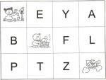 15letras 150x113 Bingo de letras recursos para maestros recursos para el aula RECURSOS EDUCATIVOS recursos didacticos letras lengua escuela en la nube educacion infantil blog educativo abecedario