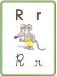 18Fichas abecedario 112x150 Fichas para trabajar las letras del Abecedario recursos para maestros recursos para el aula RECURSOS EDUCATIVOS recursos didacticos letras leer lectura fichas de lengua educacion infantil blog educativo abecedario