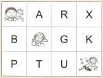 22letras 150x114 Bingo de letras recursos para maestros recursos para el aula RECURSOS EDUCATIVOS recursos didacticos letras lengua escuela en la nube educacion infantil blog educativo abecedario