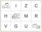 25letras 150x113 Bingo de letras recursos para maestros recursos para el aula RECURSOS EDUCATIVOS recursos didacticos letras lengua escuela en la nube educacion infantil blog educativo abecedario