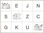 29letras 150x112 Bingo de letras recursos para maestros recursos para el aula RECURSOS EDUCATIVOS recursos didacticos letras lengua escuela en la nube educacion infantil blog educativo abecedario