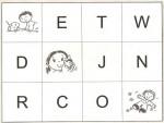 34letras 150x113 Bingo de letras recursos para maestros recursos para el aula RECURSOS EDUCATIVOS recursos didacticos letras lengua escuela en la nube educacion infantil blog educativo abecedario