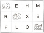39letras 150x113 Bingo de letras recursos para maestros recursos para el aula RECURSOS EDUCATIVOS recursos didacticos letras lengua escuela en la nube educacion infantil blog educativo abecedario