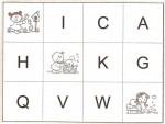 45letras 150x113 Bingo de letras recursos para maestros recursos para el aula RECURSOS EDUCATIVOS recursos didacticos letras lengua escuela en la nube educacion infantil blog educativo abecedario