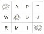 48letras 150x115 Bingo de letras recursos para maestros recursos para el aula RECURSOS EDUCATIVOS recursos didacticos letras lengua escuela en la nube educacion infantil blog educativo abecedario