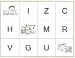 51letras 150x115 Bingo de letras recursos para maestros recursos para el aula RECURSOS EDUCATIVOS recursos didacticos letras lengua escuela en la nube educacion infantil blog educativo abecedario