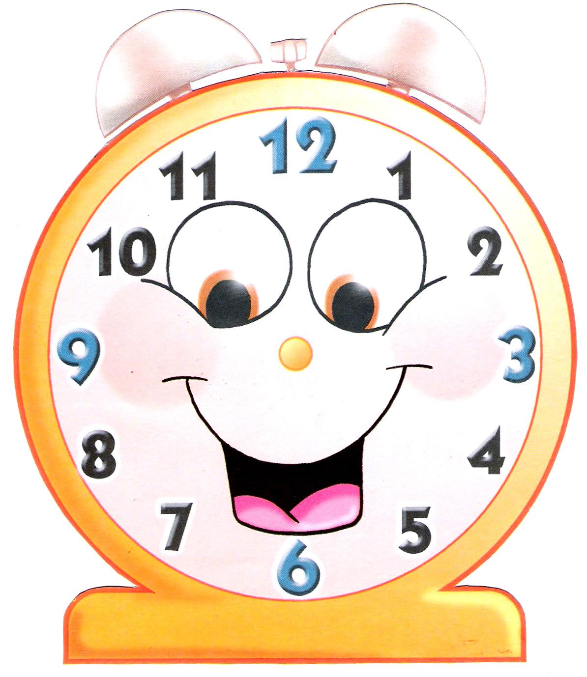 Aprende las horas del reloj  Escuela en la nube