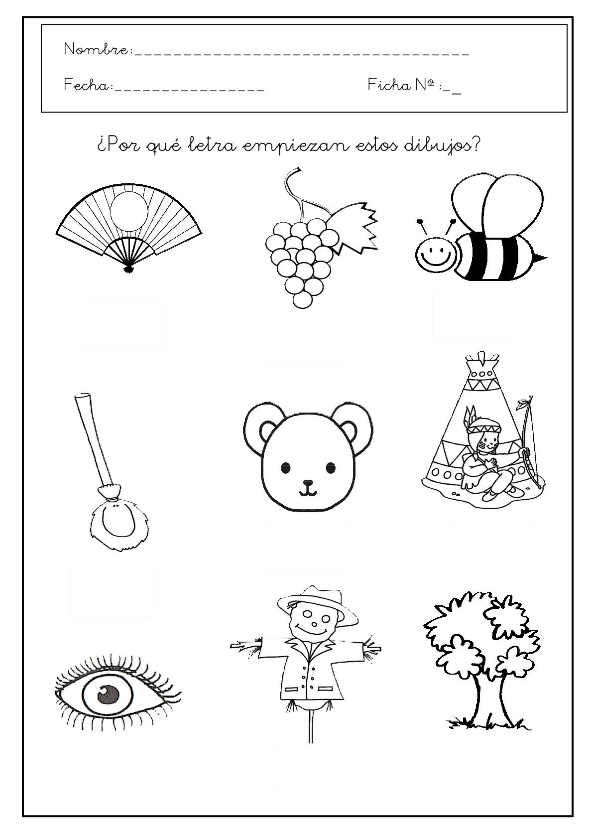 Vocales30 for Actividades para el jardin de infantes