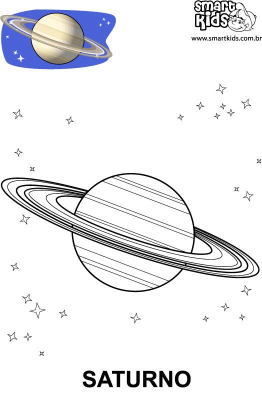 Sistema Solar06 Planet Coloring Pages With The 9 Planets