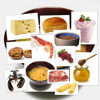 Bits de inteligencia: Los alimentos