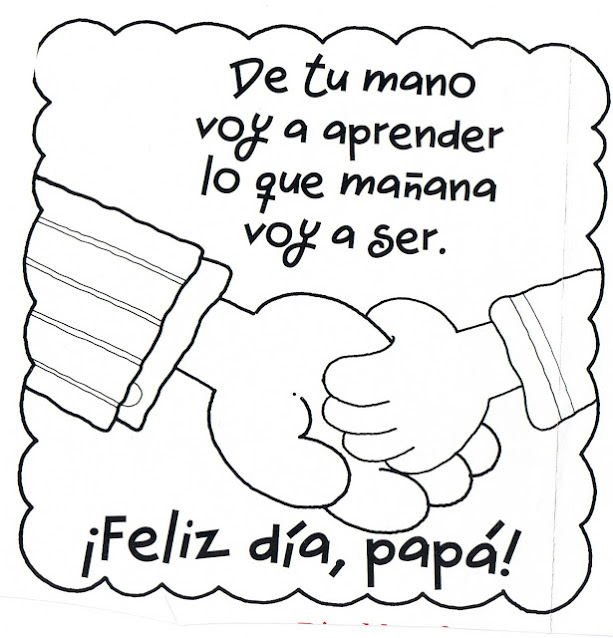 Cartas para el Día del padre -