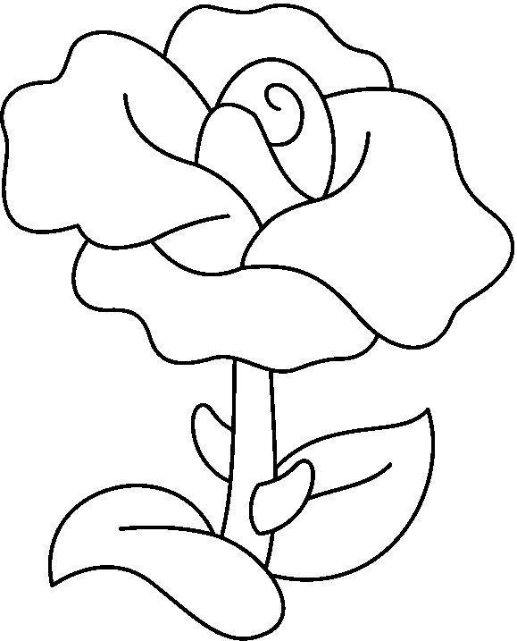 La primavera con flores para colorear | Escuela en la nube ...