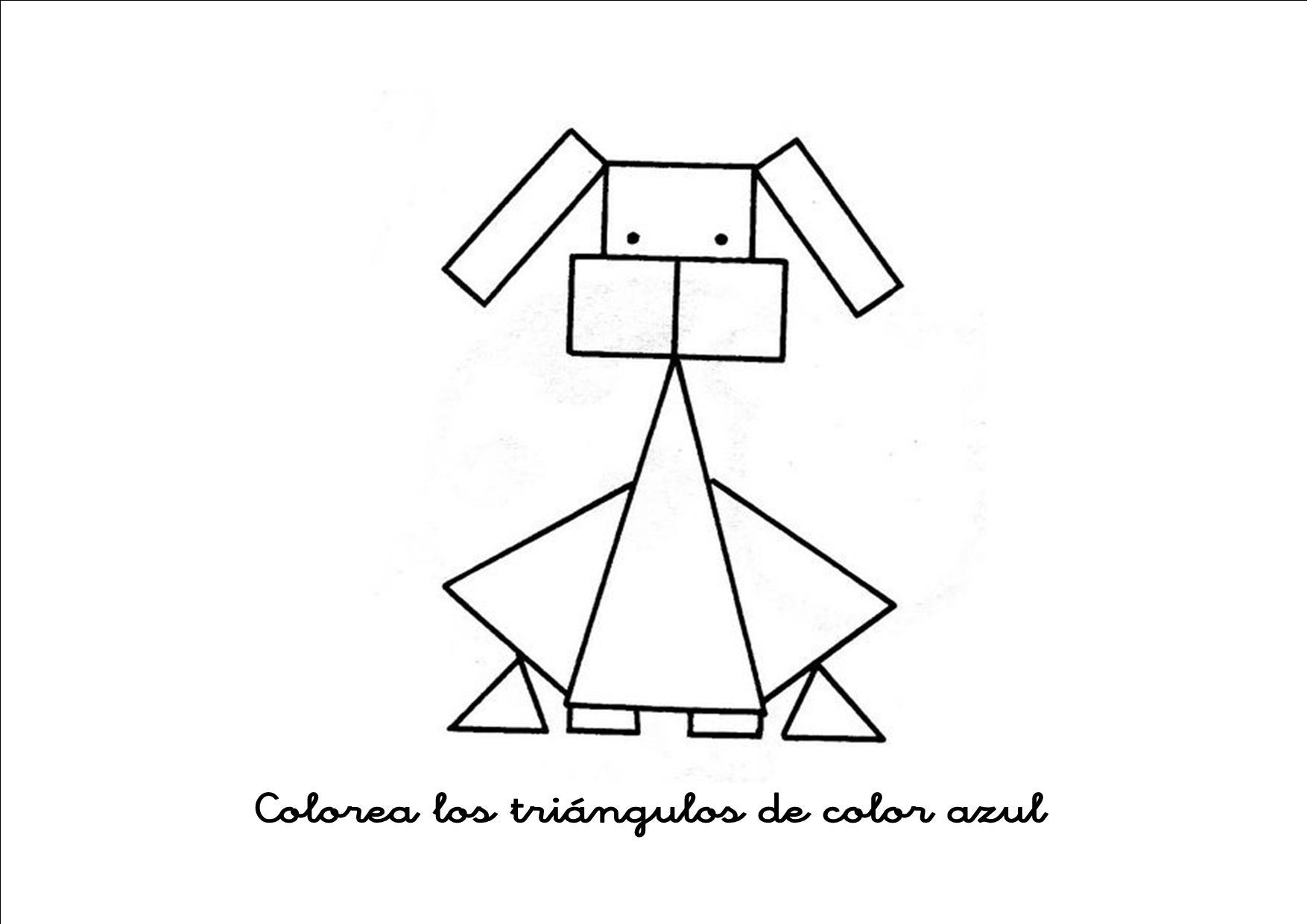 Figuras Geometricas El Triangulo Escuela En La Nube Recursos