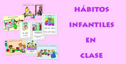 Hábitos infantiles