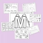 Lectoescritura con la M