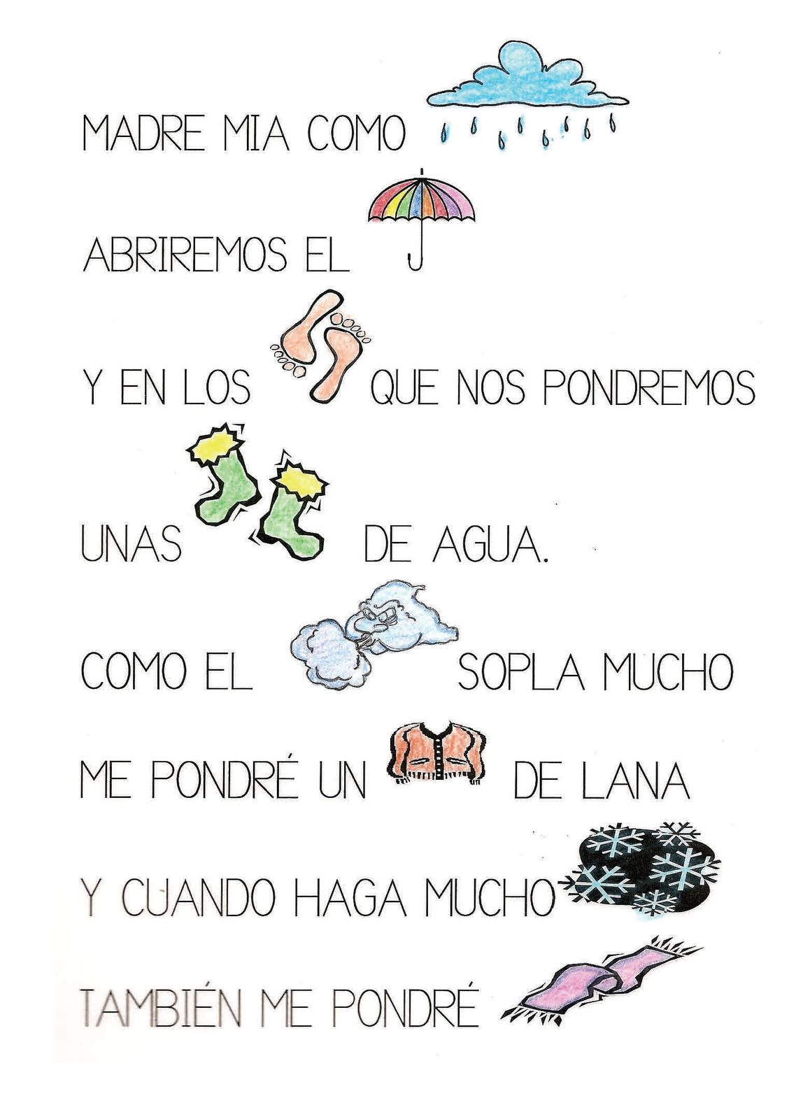 Pin Cuento Con Pictograma Pictures To Pin On Pinterest Wallpaper on ...