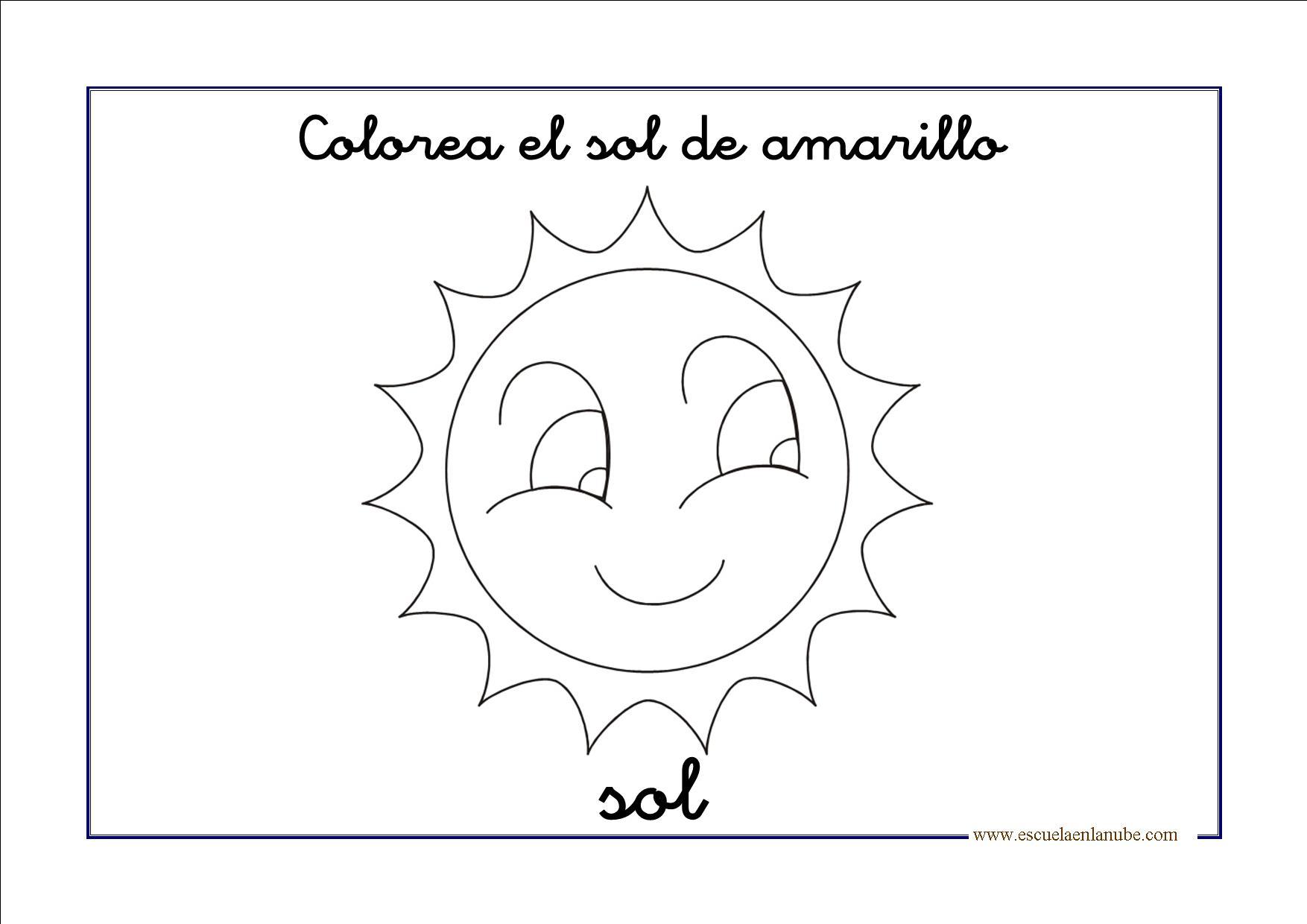 Color Amarillo Para Colorear Slubne Suknieinfo