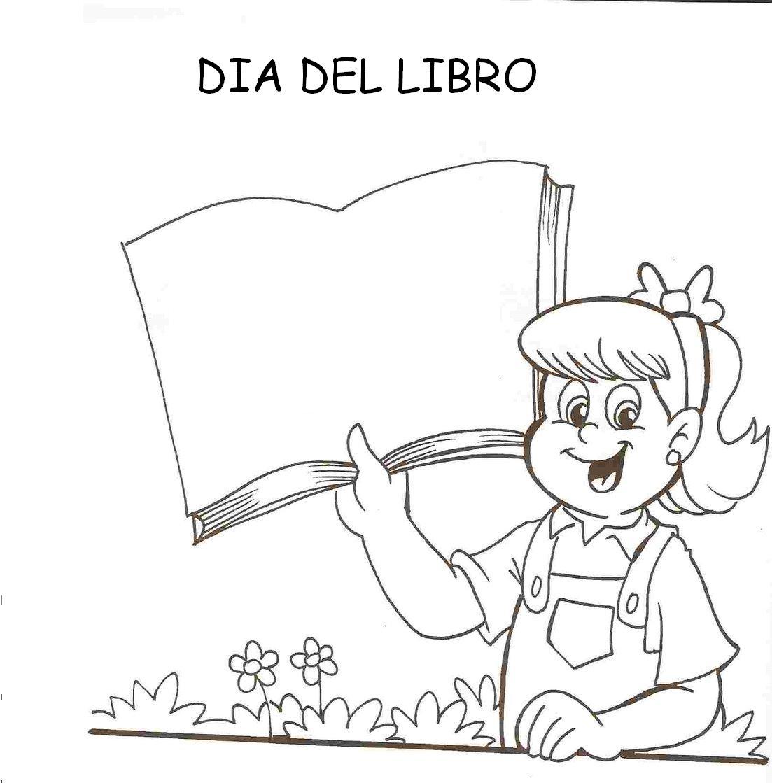 d u00eda internacional del libro  dibujos para colorear