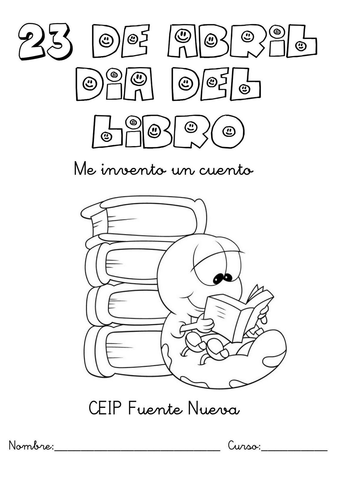 Invéntate un cuento en el día internacional del libro - Escuela en ...