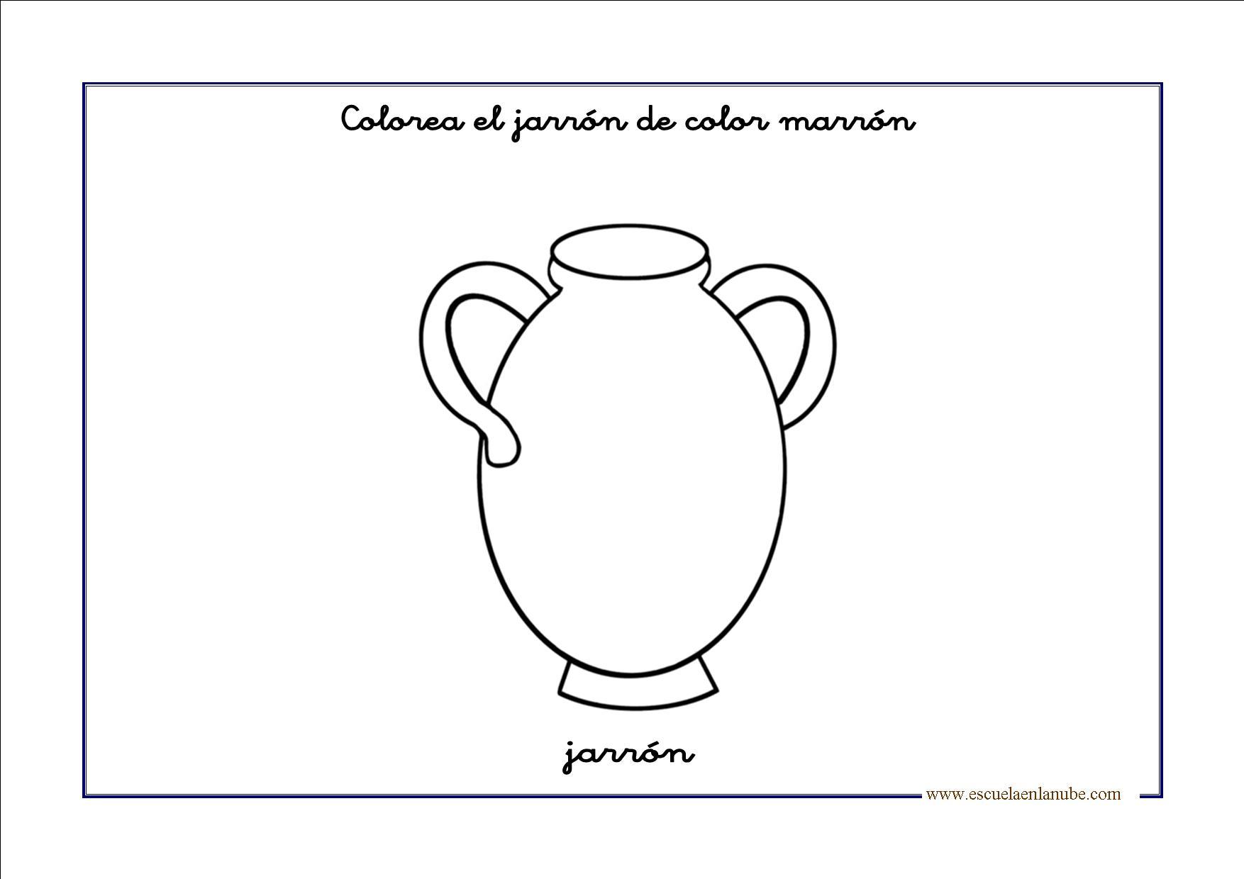Magnífico Página Para Colorear Marrón Modelo - Ideas Para Colorear ...