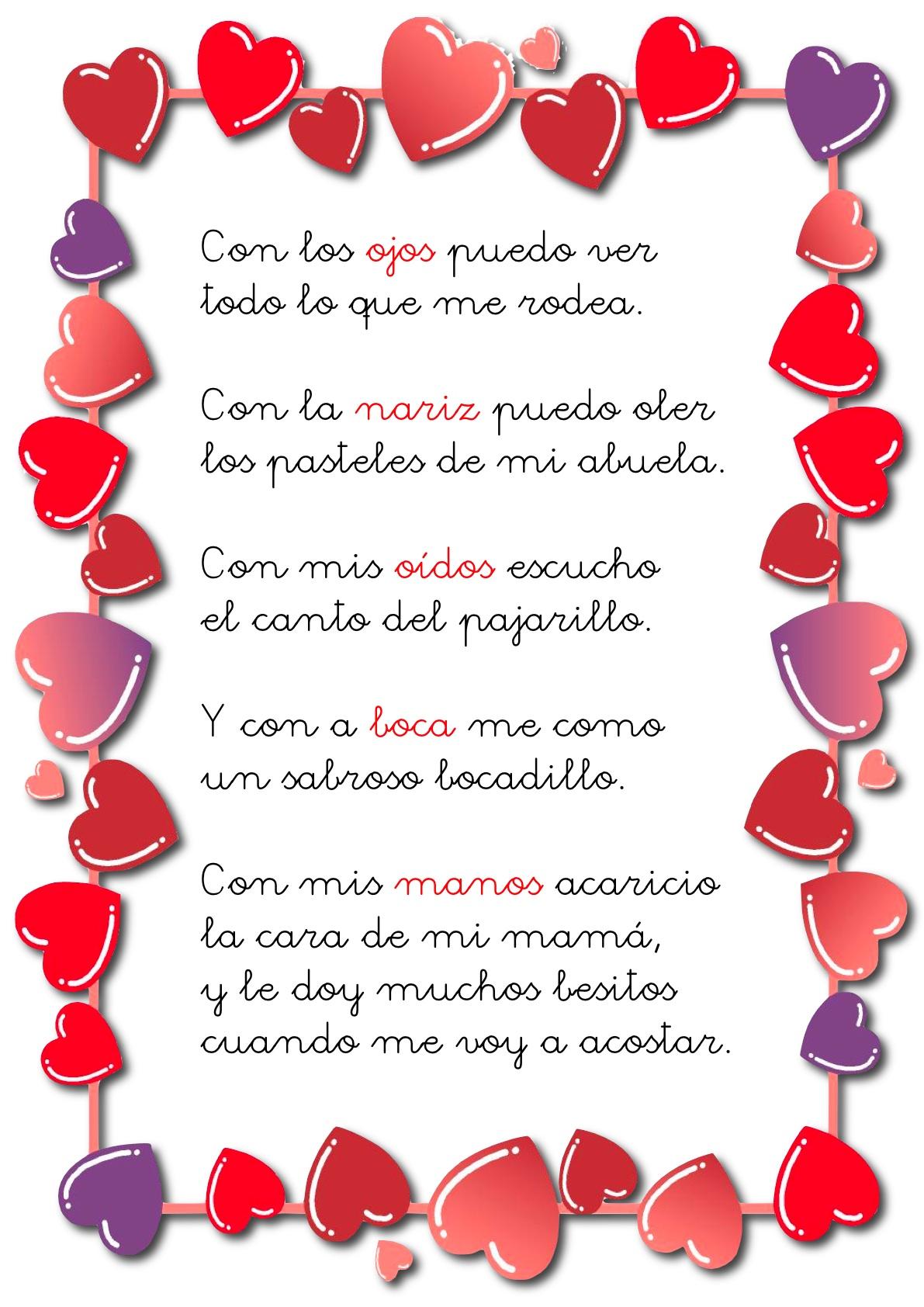 Poemas Cortos De Primavera para Niños - Poemas De Una