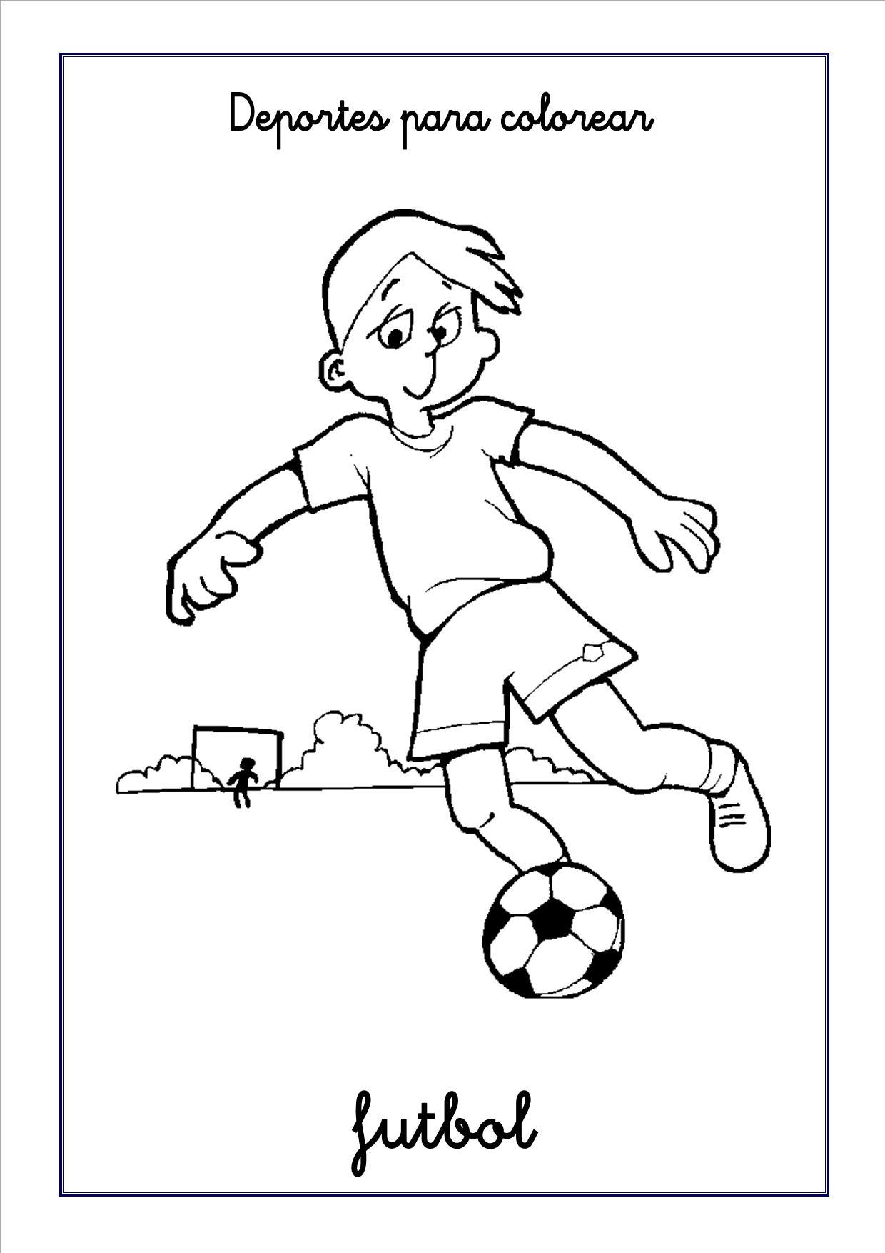 Lujo Colorear Equipos Deportivos Componente - Dibujos Para Colorear ...