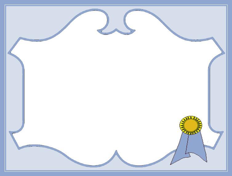 Recursos para la graduación: Bordes para posters y documentos -