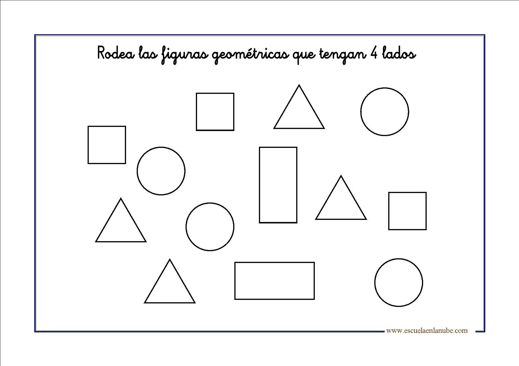 Formas geometricas12 - Maneras de pintar ...