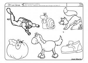 Lectoescritura Z Actividades De Lectoescritura Infantil