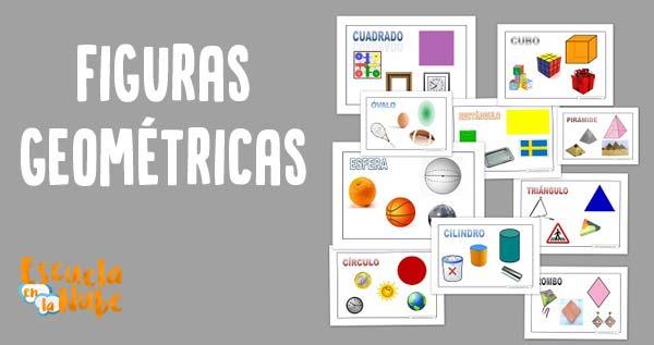 Fichas Con Ejercicios De Formas Y Figuras Geométricas