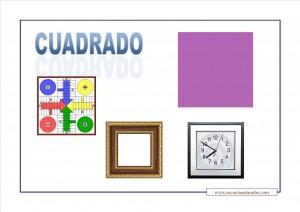 figuras geométricas cuadrado