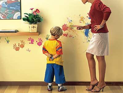 Algunas cuestiones sobre las medidas de disciplina en niños
