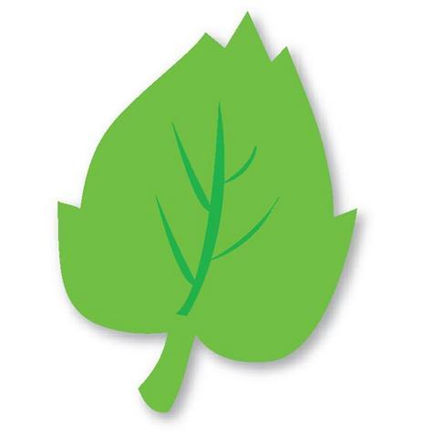 Hojas de oto o para decorar 03 - Decorar hojas de otono ...