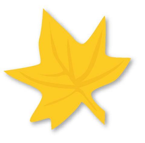 Hojas de oto o para decorar 04 - Decorar hojas de otono ...