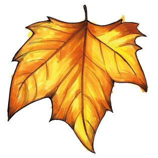 Hojas de oto o para decorar 06 - Decorar hojas de otono ...