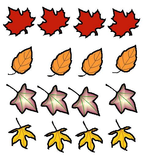 hojas de oto o para decorar 07